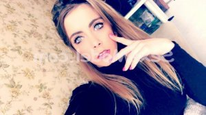 Emyline massage escorte girl lovesita